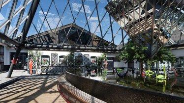 La vetreria Riedel, © Riedl Glas