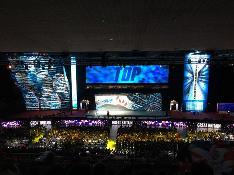 Anche concerti e eventi culturali si possono vivere nell'Olympiahalle