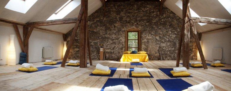 Yoga in Tirolo , © Alpen Retreat