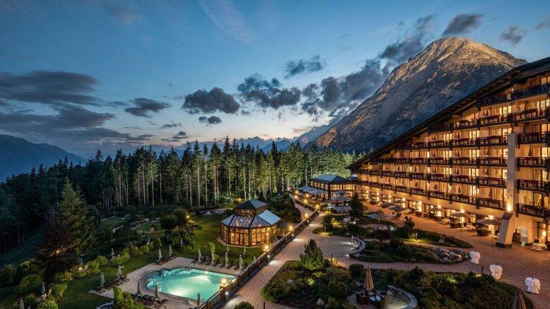 L'Interalpen Hotel Tyrol, © Interalpen Hotel