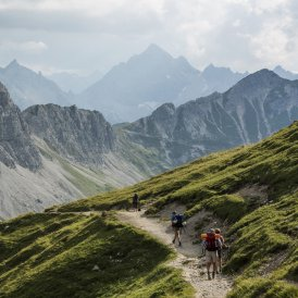 Escursionismo in Tirolo, © Tirol Werbung
