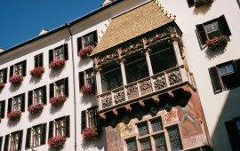 Goldenes Dachl. Foto: Tirol Werbung / George Marshall.