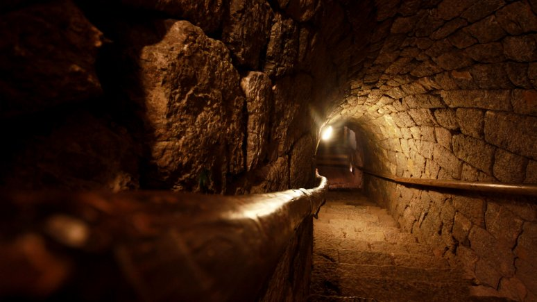 La miniera d'argento di Schwaz, © Tirol Werbung/Bernhard Aichner