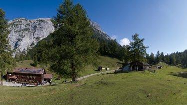 Tour in MTB al rifugio Magdeburger Hütte, © TVB Innsbruck/Andreas Stöger