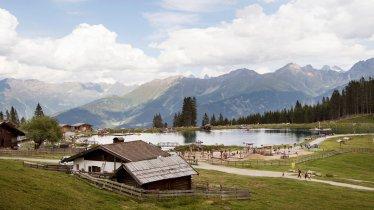 La pittoresca Seealm Hög, © Tirol Werbung Frank Bauer