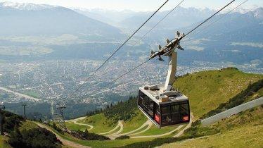 Le funivie Innsbrucker Nordkettenbahnen, © Nordkette Innsbruck