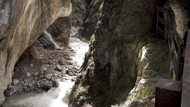 La gola Rosengarten, © Imst Tourismus