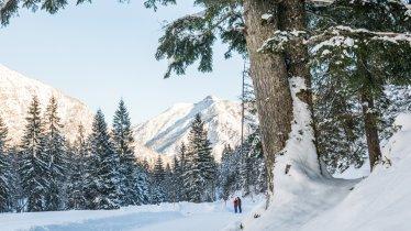 Escursione invernale valli Karwendeltäler, © ÖW/Robert Maybach