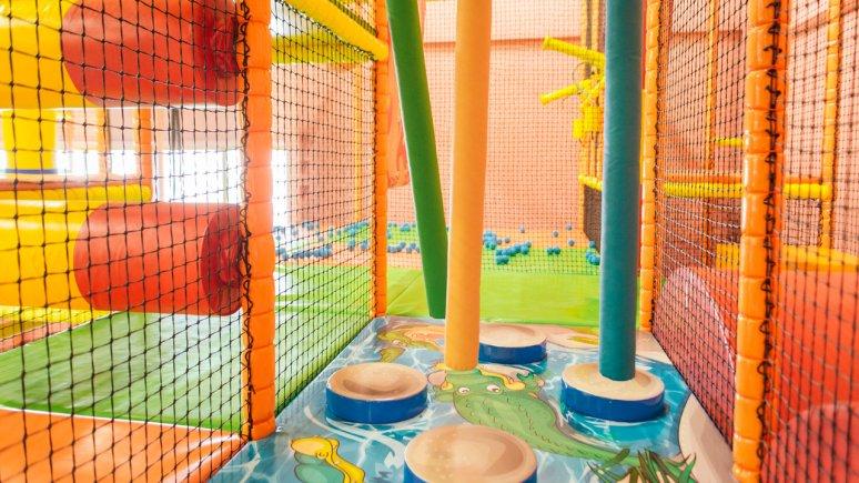 Joy - il paradiso per bambini a Völs, © Joy - Blitzkneisser Fotografie