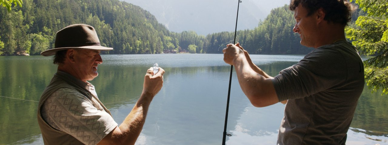 Pescare in Tirolo, © Tirol Werbung/Mario Webhofer