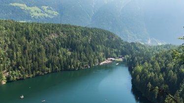 Lago naturale balneabile Piburger See, © W9 Studios