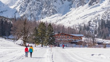 Escursioni invernali ai rifugi in Tirolo, © Achensee Tourismus