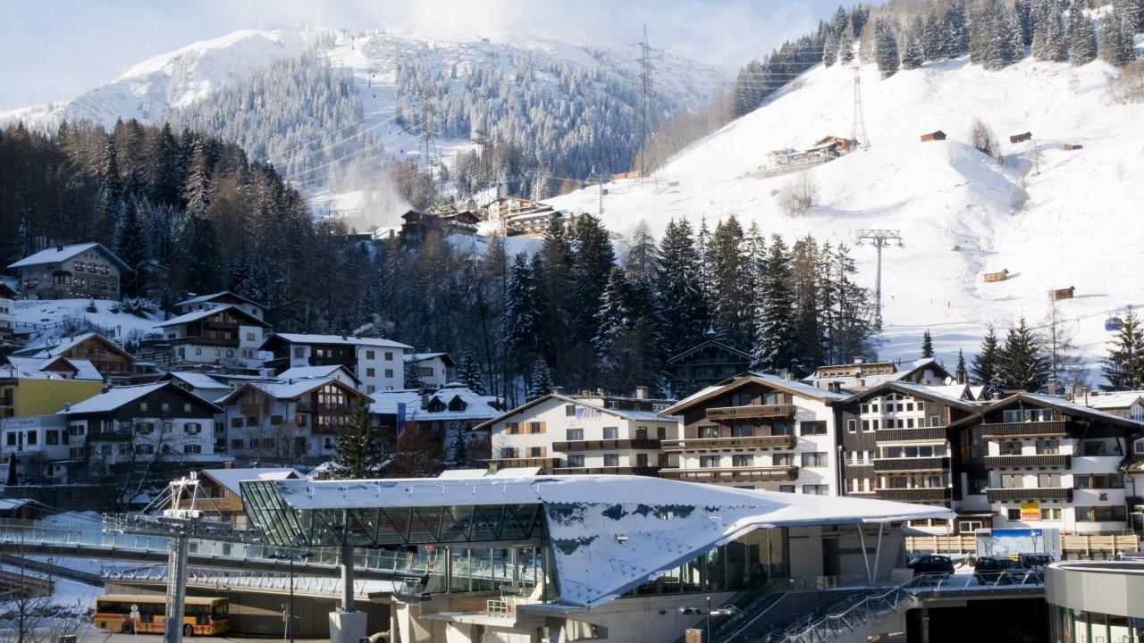 St. Anton am Arlberg in inverno, © St. Anton am Arlberg