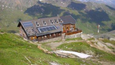 Sentiero dell'aquila Osttirol Tappa 5: il rifugio Badener Hütte, © Badener Hütte