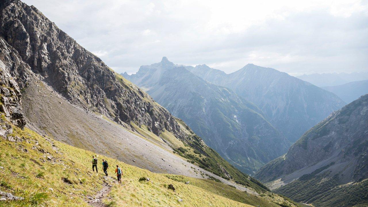 Escursioni sulle ali dell'aquila , © Tirol Werbung / Dominik Gigler