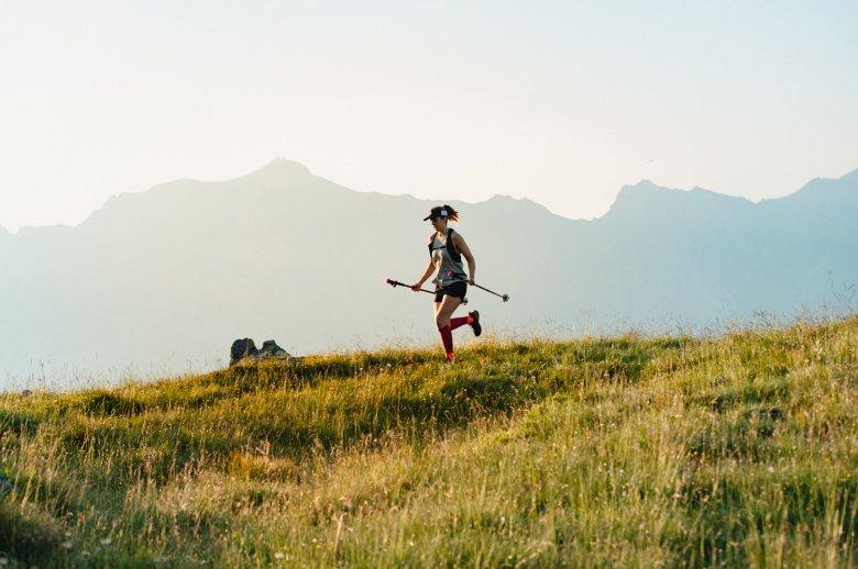 Trailrunning in Tirolo. , © Ramon Haindl