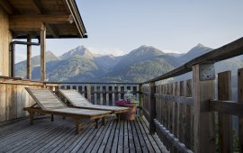 Rilassati con buona coscienza sul monte, © Tirol Werbung / Hörterer Lisa