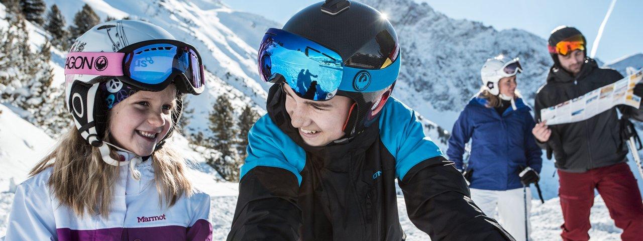 Vacanze sugli sci nella regione Hochoetz, © Ötztal Tourismus