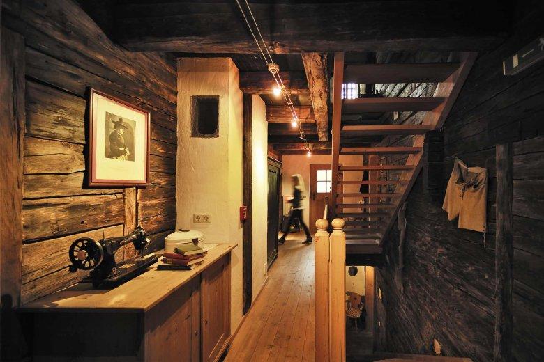 Questo antico rifugio offre tutte le amenitò moderne (Foto: Zlocationz per Refugium Tilliach)