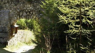 Le antiche mura di Porta Claudia, © TVB Olympiaregion Seefeld