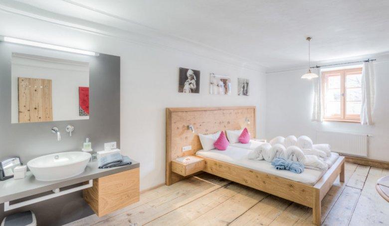 Cuscini rosa – per una perfetta camera da principessa.