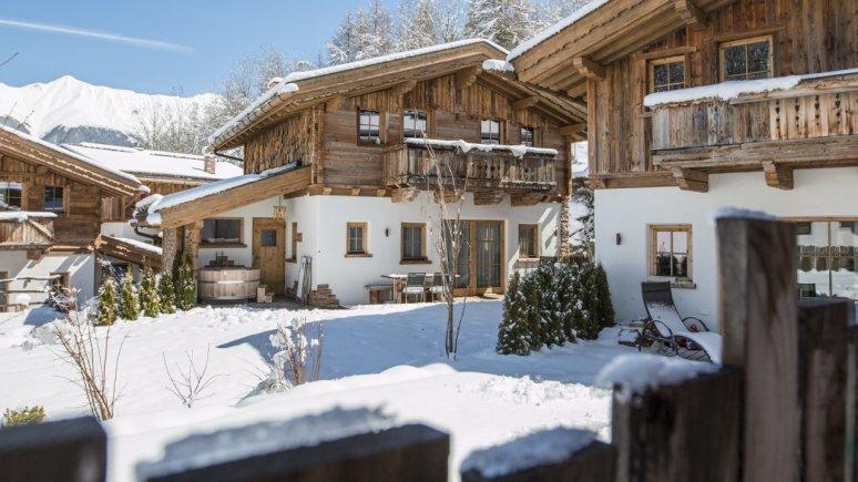 """""""Ladizium"""" Alpine Village a Serfaus-Fiss-Ladis, © Ladizium"""