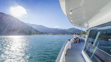 La navigazione sul lago Achensee, © Achensee Tourismus