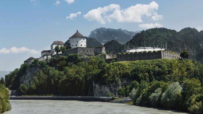 Un'esperienza indimenticabile: la fortezza di Kufstein, © Kufsteinerland