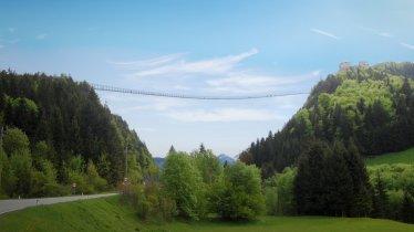 Highline 179, © Strabag/Naturparkregion Reutte