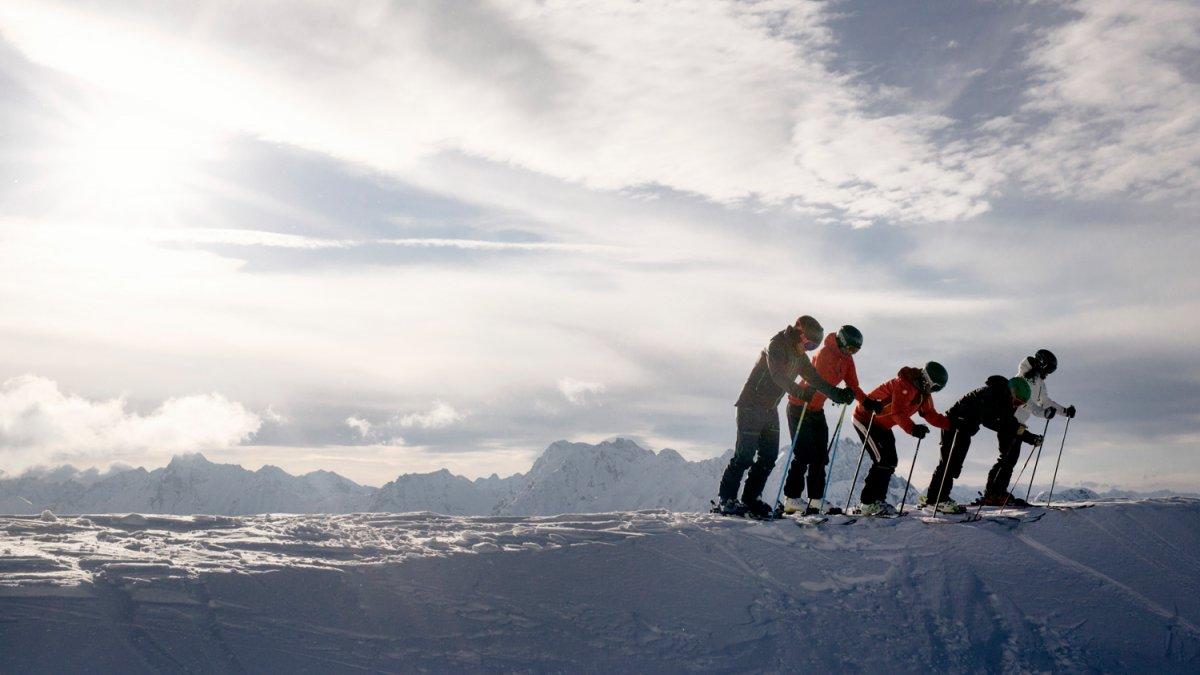 Sciare nella Silvretta Arena Ischgl, © Tirol Werbung/Manfred Jarisch