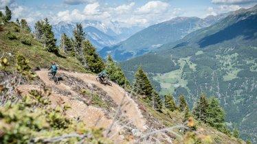 "Il single trail ""Frommes trail"", © Rene Sendlhofer-Schag"