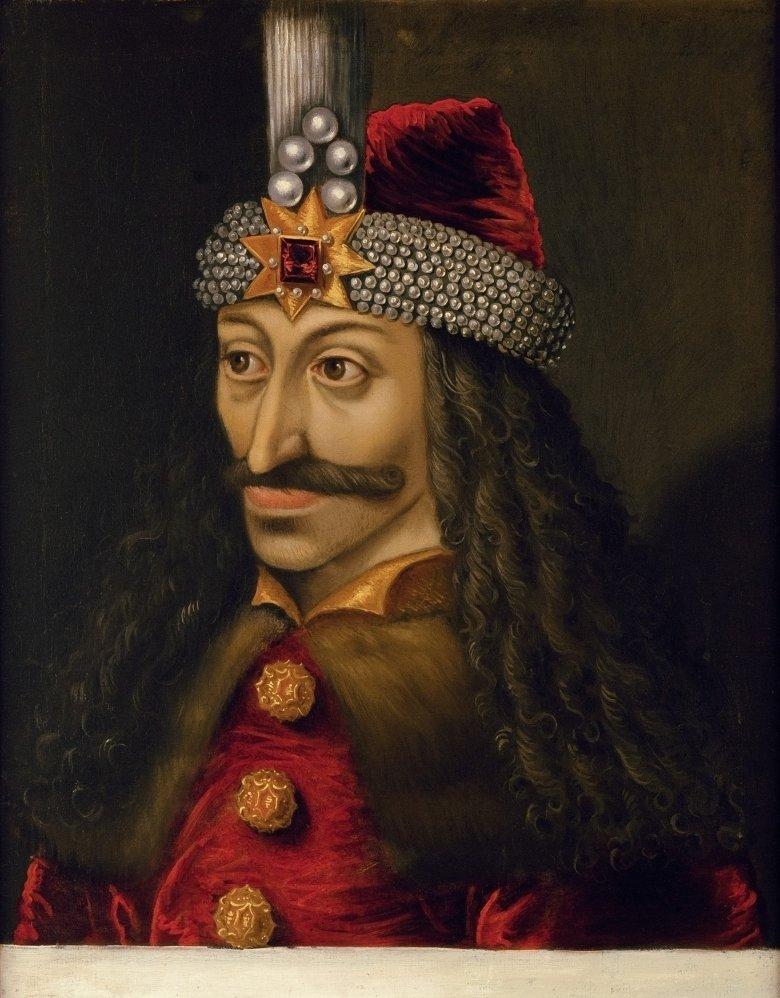 """Vlad III. Tepes (""""l'impalatore""""), 1430-1477. Il ritratto si può vedere al Castello di Ambras. (Foto: KHM Museumsverband), © KHM Museumsverband"""