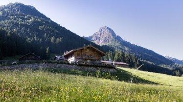Il caseificio Kasplatzl nelle Alpi di Kitzbühel, © Kasplatzl