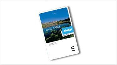 Stubai Super Card, © Stubai Tirol