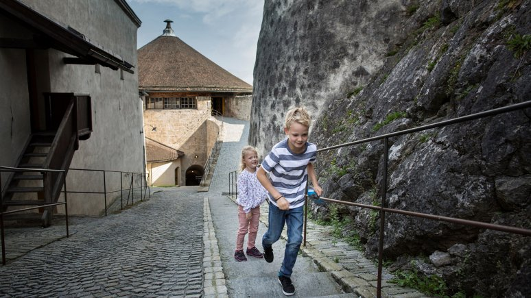 Fortezza di Kufstein, © Kufsteinerland - Lolin