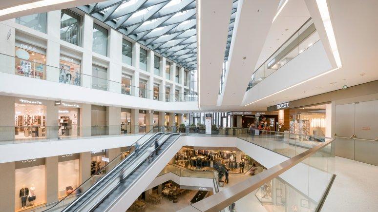 Centro commerciale Kaufhaus Tyrol, © TVB Innsbruck