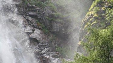 Le cascate Umbalfälle nell'Osttirol, © Nationalpark Hohe Tauern