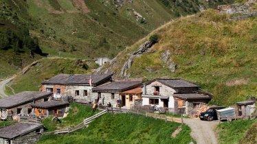 Le malghe Jagdhausalmen nell'Osttirol, © Bode Henning
