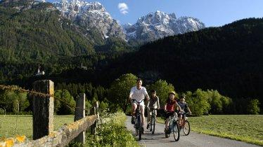 Ciclabile della Drava, tappa 1: Sillian - Lienz, © Osttirol Werbung