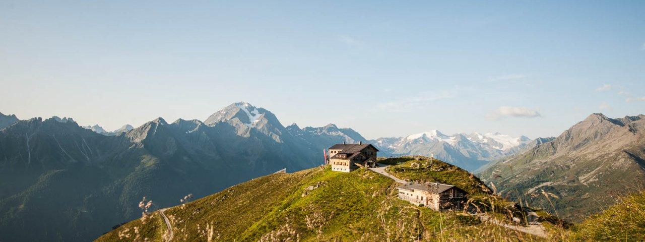 Il rifugio Starkenburger Hütte, © Andre Schönherr