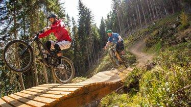 "Il Bike-Opening Sölden ha luogo nella ""Bike Republic"", © Ötztal Tourismus/Sebastian Schieck"
