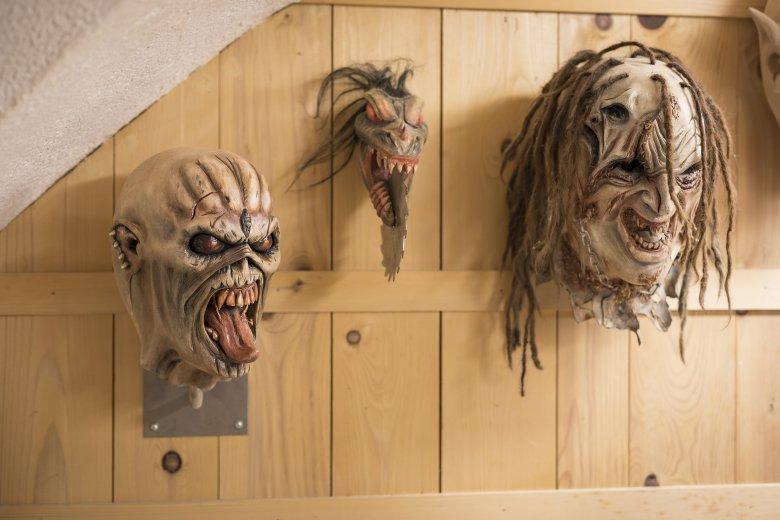 3 masken
