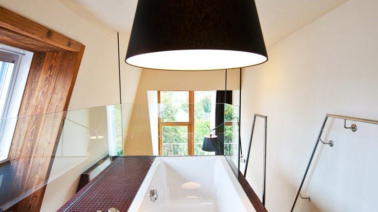 La Panorama Suite dell'Hotel Nala a Innsbruck, © Hotel Nala