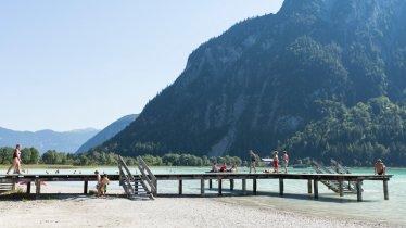 Lago balneabile Achensee, © W9 Studios