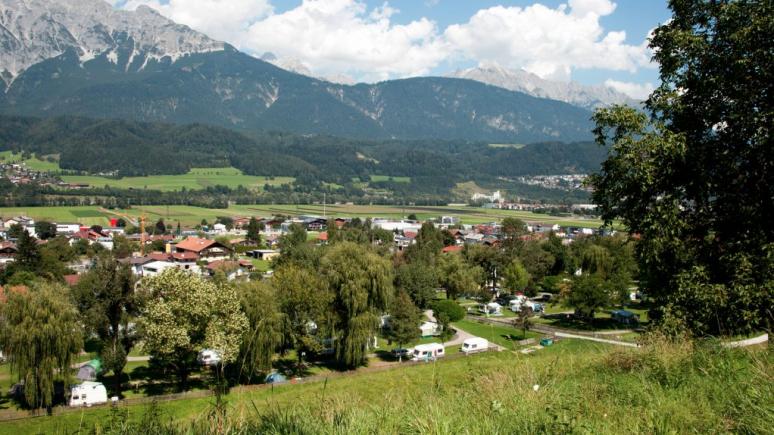 Lo Schloss Camping Aschach, © Schloss Camping Aschach