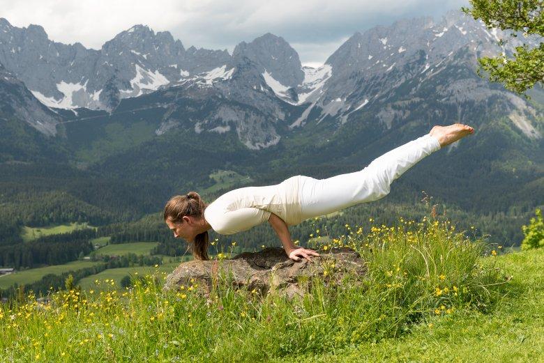 Centro Yoga Sivananda a Reith vicino a Kitzbühel. , © Sivananda Yoga Seminarhaus