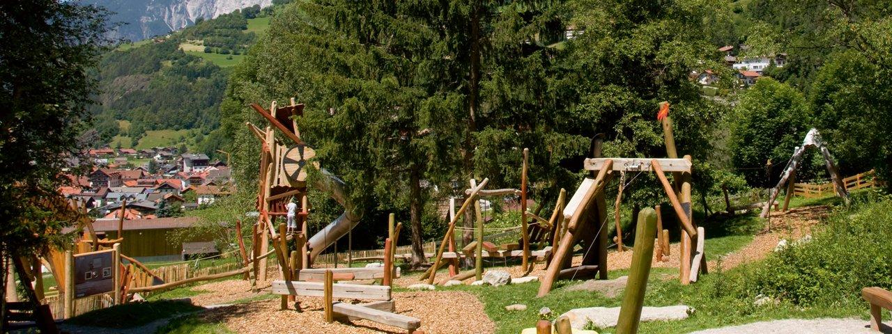 Kids Park di Oetz, © Ötztal Tourismus