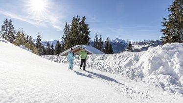 Escursioni invernali nella Wildschönau, © Wildschönau Tourismus/ shoot&style