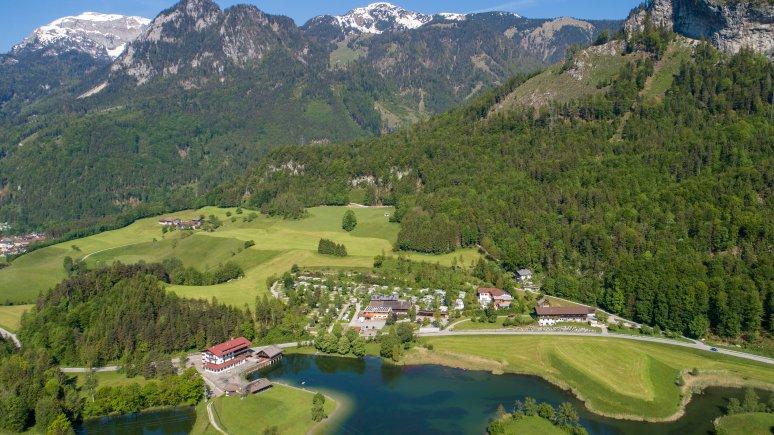 Il SeenCamping Stadlerhof