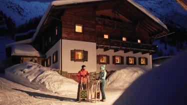 La malga Gleirschalm, © Innsbruck Tourismus / Christian Vorhofer